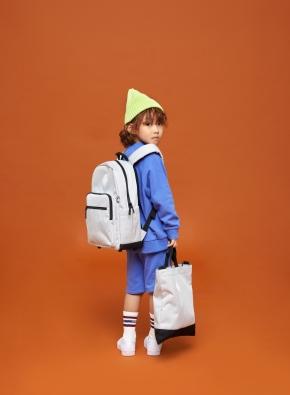 아동) 위티 보조가방 (GR)