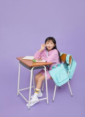 아동) 스카이 크루 책가방 (MT)