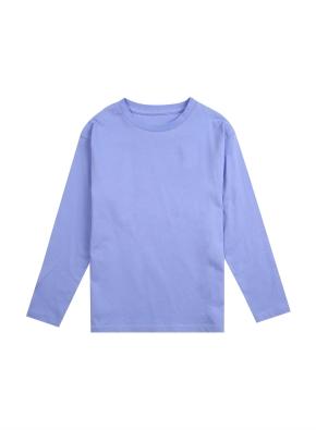 아동) 오가닉 레인보우 긴소매 (BL)