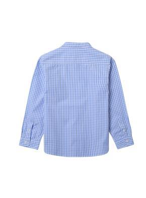 아동) 스탠드카라 포플린 셔츠 (LBM)