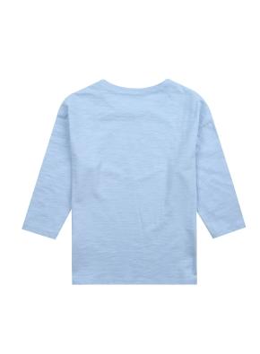 여아) 슬럽 7부 티셔츠 (그래픽)(SBL)