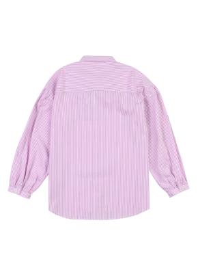 여아) 포플린 셔링 셔츠(LKP)