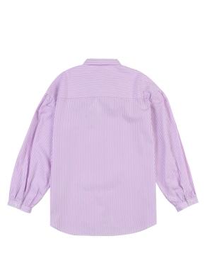 여아) 포플린 셔링 셔츠(LPP)