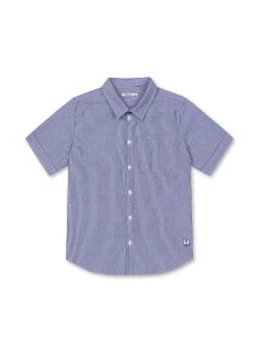 남아) 시어서커 반팔 셔츠 (NVP)