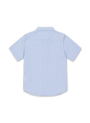 남아) 시어서커 반팔 셔츠 (SBP)