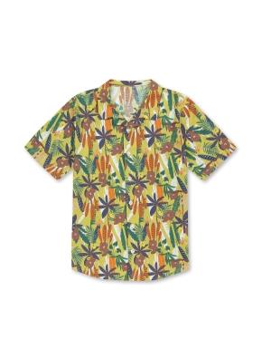 아동) 라인프렌즈 콜라보 반팔 셔츠 (MUP)