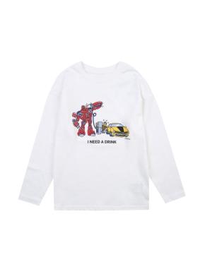 남아) 쿠쿠스무스 그래픽 티셔츠 (IV)