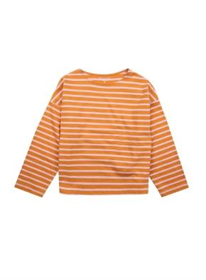 여아) 코튼 스트라이프 티셔츠 (MUP)