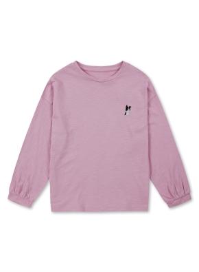 여아) 슬럽 애니멀 티셔츠 (LPP)