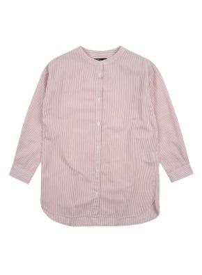 여아) 코튼 스트라이프 셔츠 (BRP)