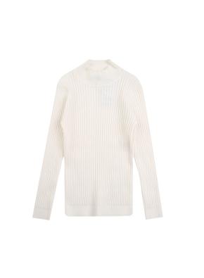 여아) 터틀넥 스웨터 (IV)