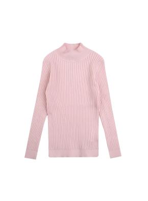 여아) 터틀넥 스웨터 (LPK)