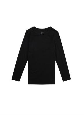 아동) 모달코튼 온에어 티셔츠 (BK)