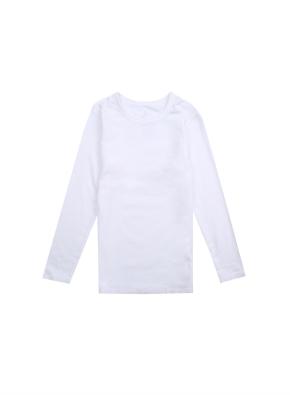 아동) 모달코튼 온에어 티셔츠 (WT)