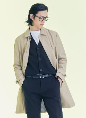 [★BEST] 남성) 코튼 클래식 맥 코트 (BE)