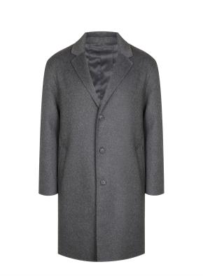 남성) 간절기 핸드메이드 코트  (DCH)