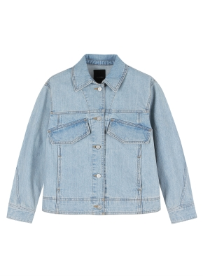 여성) 트러커 재킷 (LBL)
