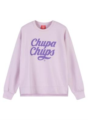 여성) CHUPA CHUPS 맨투맨 (츄파춥스)