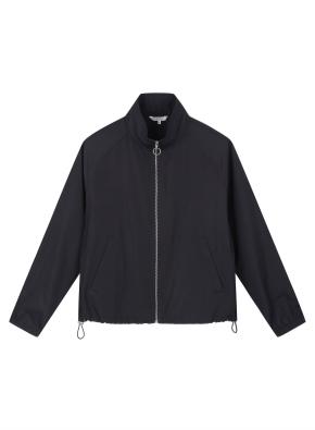 여성) 윈드 브레이커 재킷 (BK)