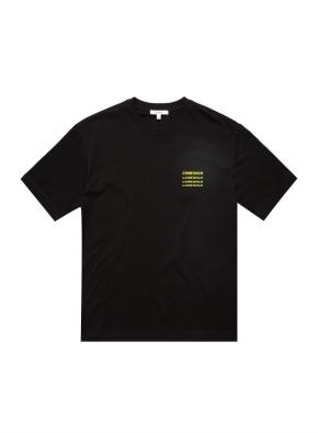 공용) 문화재 환수 캠페인 반팔 티셔츠 (MUST BACK/COME BACK) (BK)
