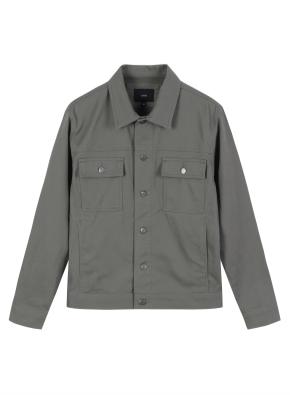 남성) 코튼 트러커 재킷