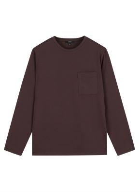 남성) 폰테 긴팔 티셔츠