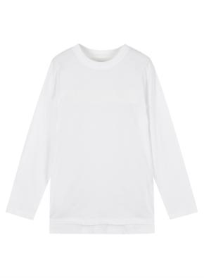 여성) 긴기장 긴팔 티셔츠 (루즈핏)
