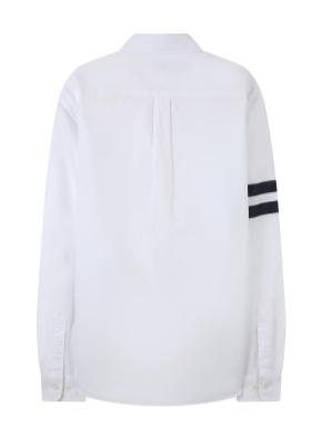공용) 올드스쿨 옥스포드 셔츠(WT)