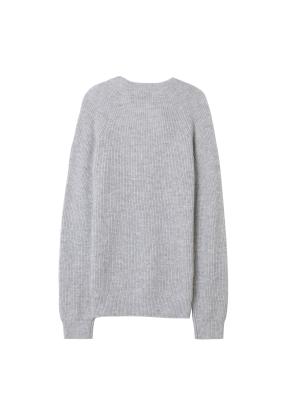 남성) 램스울 스웨터(LGR)