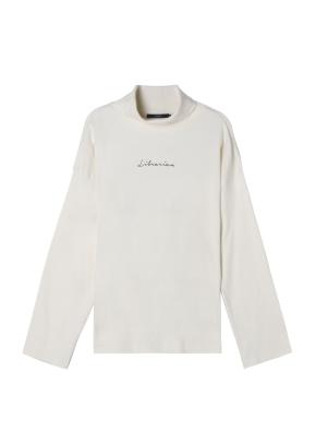 여성) 터틀넥 긴팔 티셔츠(IV)