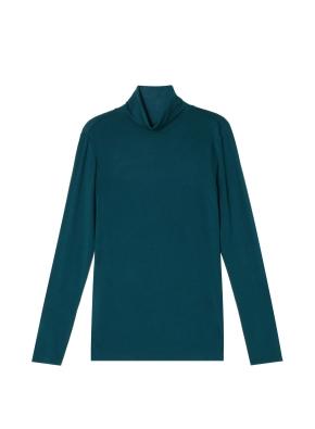 여성) 터틀넥 긴팔 티셔츠(TGN)