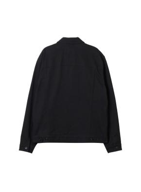 남성) 트러커 재킷(BK)