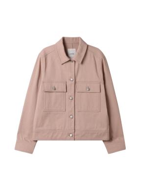 여성) 트러커 재킷(PK)
