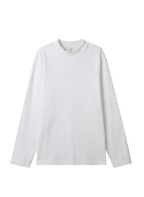 남성) 모크넥 티셔츠(WH)