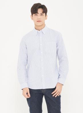 남성) 옥스포드 버튼다운 셔츠(BLS)