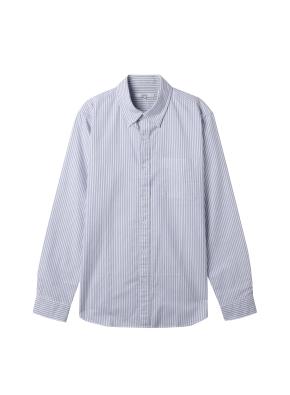 남성) 옥스포드 버튼다운 셔츠(GRS)