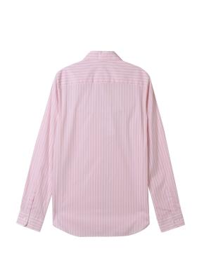 여성) 포플린 와이드 커프스 셔츠(PWS)