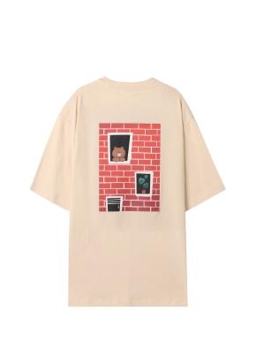 [★탑텐몰 단독특가] 공용) 라인프렌즈 티셔츠 (BE)