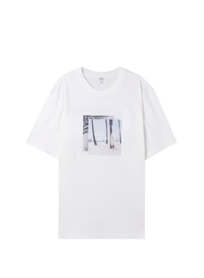 [★탑텐몰 단독 주말특가] 공용) 그래픽 반팔티셔츠(SUNSHINE COAST) (WT)