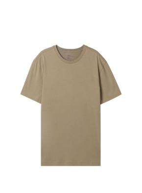 [2장 15,900원] 공용) 싱글 반팔 티셔츠 (BE)