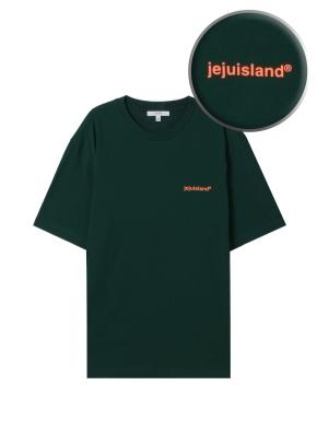 공용) 씨티 캠페인 티셔츠 (제주) (GN)