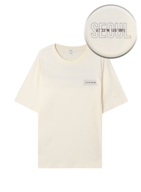 공용) 씨티 캠페인 티셔츠 (서울) (IV)