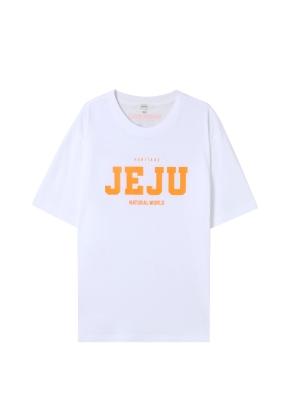 공용) 씨티 캠페인 티셔츠 (제주) (WTP)