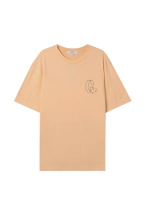 공용) SORRY, CHICKEN 티셔츠 (LOR)