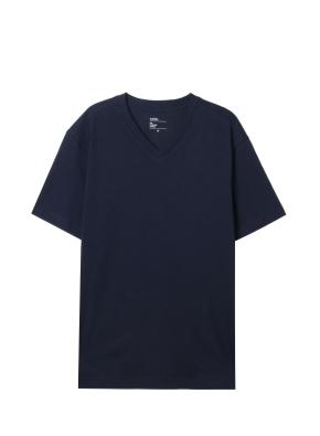 [★탑텐몰 단독특가] 공용) 컴팩트 브이넥 반팔T(NV)