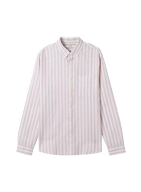 [★온라인 단독특가] 남성) 리넨 버튼다운 긴팔 셔츠(BES)