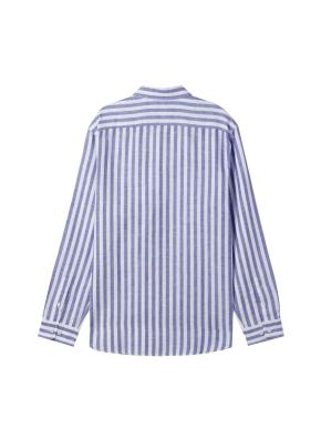[★온라인 단독특가] 남성) 리넨 버튼다운 긴팔 셔츠(NBS)