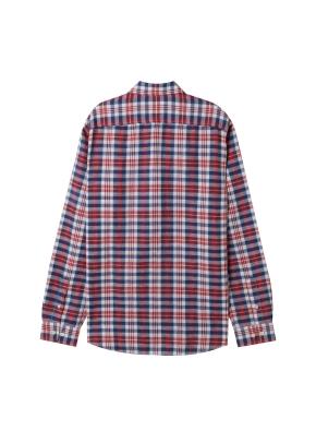 [★온라인 단독특가] 남성) 리넨 버튼다운 긴팔 셔츠(RBW)