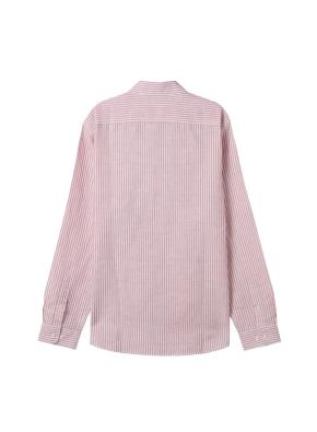 [★온라인 단독특가] 남성) 리넨 버튼다운 긴팔 셔츠(RDS)