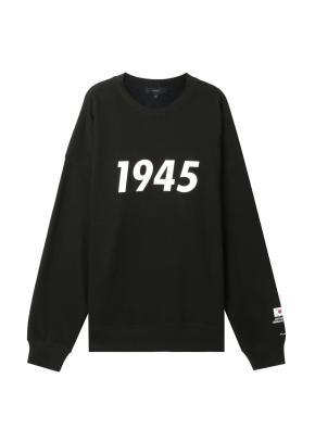 [★온라인 단독] 공용) 광복절 캠페인 맨투맨 티셔츠 (8.15) (BK)